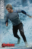 (US) HOT TOYS 1/6 MMS302 MARVEL AVENGERS QUICKSILVER PIETRO MAXIMOFF FIGURE