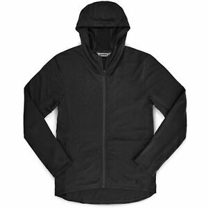 CHROME INDUSTRIES MERINO COBRA HOODIE 2.0 SOLD OUT! LARGE MENS L BLACK FREE SHIP