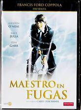 Francis Ford Coppola (productor): MAESTRO EN FUGAS de Caleb Deschanel. AGOTADO