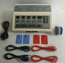 NEW Interferential Physical Therapy Machine IFT Physiotherapy Equipment Fastship