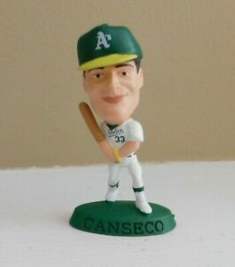 Jose Canseco Oakland A's 3'' Baseball Action Figure
