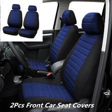 5MM Foam Van Seat Covers 2PCS Car Seat Cover Car-styling Interior Accessories