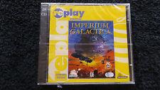 Imperium Galactica PC CD-ROM Neu Versiegelt Schnell Post (RTS Strategie Spiel)