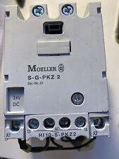 S-G PKZ2  24VDC  MOELLER