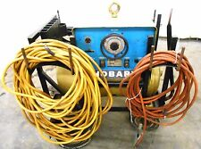 HOBART, WELDER, M-300, 12CW-51253, 1744, 20 HP, 300 AMPS, WITH WELDER CABLES