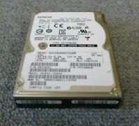 "Hitachi HUC106060CSS600 600GB 10000RPM 64MB 2.5"" SAS Internal Hard Drive"