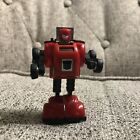 Bumblebee Red Mini 1984 Hasbro G1 Transformers Action Figure