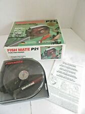 Fish Mate P21 Pond Fish Feeder New in Box with Manual