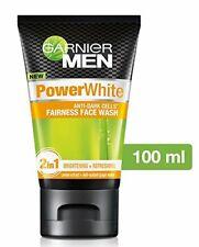 Garnier Men Power White Anti Dark Cells Brightening & Whitening Face Wash 100ml