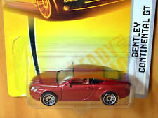 Matchbox Bentley Continental GT [Metallic Red] - New/Sealed/Rare