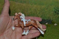 "Breyer Stablemates repainted ""Icelandic Horse"""