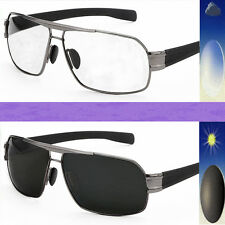 63mm Full-rim Sunglasses with Fast change Photochromic Transition Lenses C1378ST