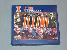 NEW University of Illinois Football Vault by Bob Asmussen  / Dick Butkus