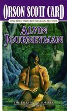 Alvin Journeyman (Tales of Alvin Maker, Book 4)-ExLibrary
