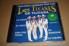 Los Tucanes De Tijuana Bailando Cumbias CD New Sealed