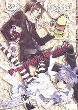"""Black Butler YAOI Doujinshi """" Psychedelic Party """" Kuroshitsuji Sebastian Ciel"""