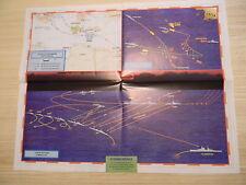 Poster Mappa Le grandi battaglie sul mare