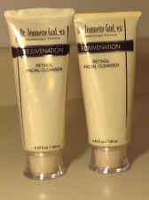 Lot of 2 Dr. Jeannette Graf MD Rejuvenation Retinol Facial Cleanser ~ 4.63 oz ea