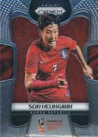 2018 Panini Prizm World Cup #187 Son Heungmin Korea Republic Soccer Card