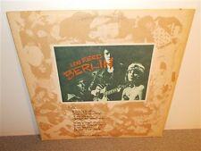 * Lou Reed . Berlin . Velvet Underground . Insert Booklet . LP