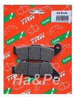KTM - Original TRW-Lucas Bremsbeläge brake pads MCB648