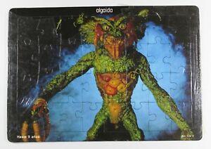 1990 Warner Bros GREMLINS 2 VEGETABLE GREMLIN PUZZLE Spanish Vintage / Algaida