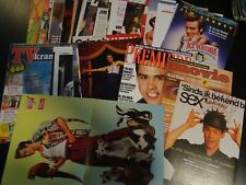 Jim Carrey 100+ full pages   Clippings