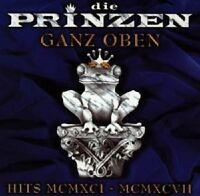 """DIE PRINZEN """"GANZ OBEN HITS (BEST OF)"""" CD NEUWARE"""