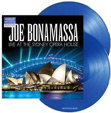 JOE BONAMASSA LP x 2 Live At The Sydney Opera House 180 Gram BLUE VINYL IN STOCK