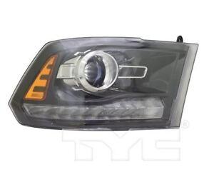 TYC NSF Right Halogen Headlight For Ram Ram1500/2500/3500 Rebel/Sport 2016-2018
