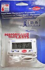 Cooper Panel Meter Thermometerhygrometer Pmrh120 0 8