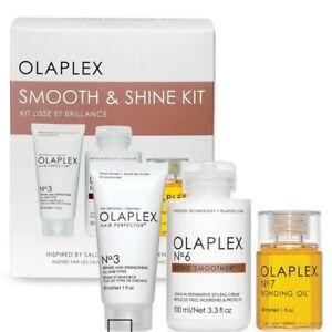NEW Olaplex Smooth & Shine Kit - Olaplex NO 3, Olaplex NO 6, Olaplex NO 7