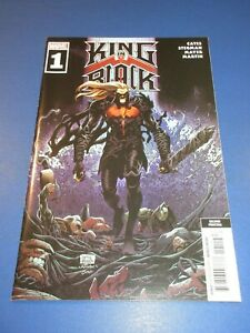 King in Black #1 2nd print Variant NM- Beauty Knull Avengers Venom Wow