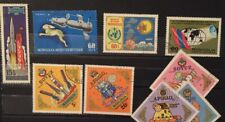 Mongolia Stamp Lot Apollo Soyuz 4th World Telecommunication Day