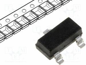 Transitore: N-Jfet Unipolare 350mW SOT23 50mA MMBFJ113 N-Kanal-Transistoren SMD