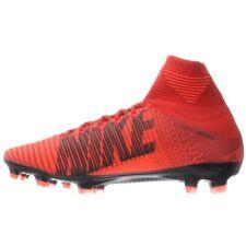 Nike MERCURIAL SUPERFLY V FG ACC Elite Scarpe da calcio Tg UK 9.5 44.5 NUOVO IN SCATOLA