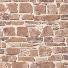 Aktion ! Rasch 265613 Backstein Mauerwerk Papiertapete 10m Rolle