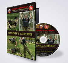 Russian Martial Arts DVD #3: Elements and Exercises for Hand-to-Hand Combat