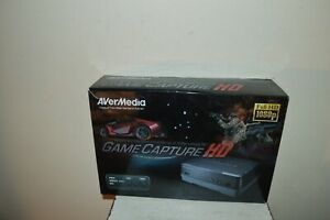 Game Capture HD Avermdia PS3/Wii/Xbox 360 Works With Box 1080P