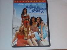 The Sisterhood of the Traveling Pants 2 (DVD, Full Screen) Blake Lively, Amber T