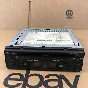 BLAUPUNKT RPD-435 FM/AM/CD Receiver with Detachable Face 7.B1