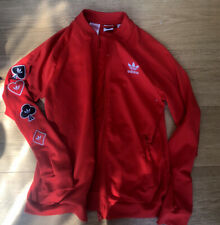 Adidas Red Card Deck Tracksuit Top 14-15 Years