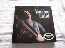 """JIMI HENDRIX """"Voodoo Child"""" 140 gram RED VINYL SEALED 4 LP box set New OOP!"""