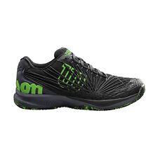 Wilson Kaos 2.0 CC Black/Gecko Green Men's Tennis Shoe