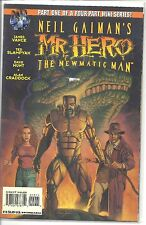 Tekno Com #015 - Mar 96 - Neil Gaiman's Mr Hero The Newmatic Man - Used