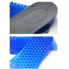 Hot Height Increase Shoe Insoles Elevator Insert Pad Gel Taller Heels Lift 2.5CM