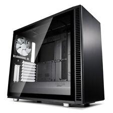 Fractal Design Fd-ca-def-s2-bk-tgl define S2 TG Midi-tower negro