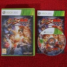 STREET FIGHTER X TEKKEN-Microsoft Xbox 360 PAL ~ ~ 12+ gioco di combattimento