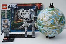 LEGO™ StarWars™9679 AT-ST und Endor,OBA,komplett