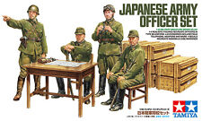 Tamiya 35341 1/35 Model Military Figure Kit WWII Type 98 Japanese Army Officer